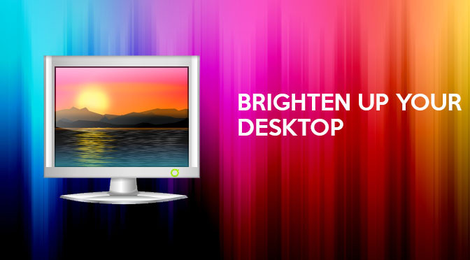 17 Awesome Colourful Wallpapers to Brighten Up Your Desktop