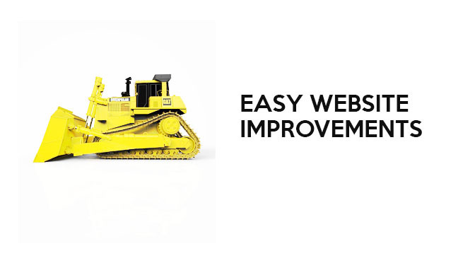 7 Things You Can Do To Improve Your Website RIGHT NOW