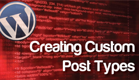 custom post type